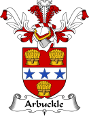 Coat of Arms from Scotland for Arbuckle