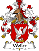 German Coat of Arms for Weller