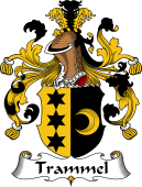 German Wappen Coat of Arms for Trammel