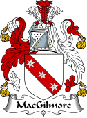 Irish Coat of Arms for MacGilmore or Gilmer