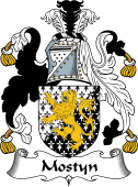 English Coat of Arms for Mostyn