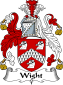 English Coat of Arms for Wight