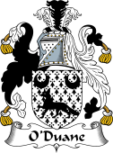 Irish Coat of Arms for O'Duane, Devine, Duana I