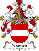 German Coat of Arms for Nannen
