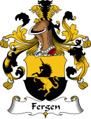German Coat of Arms for Fergen