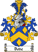 Dutch Coat of Arms for Bode