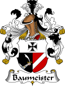 German Coat of Arms for Baummeister