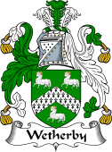 English Coat of Arms for Wetherby