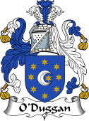 Irish Coat of Arms for O'Duggan