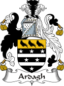 Irish Coat of Arms for Ardagh