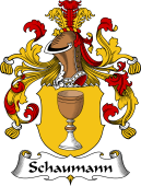 German Coat of Arms for Schaumann