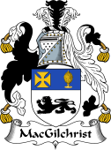 Irish Coat of Arms for MacGilchrist