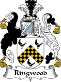 English Coat of Arms for Ringwood