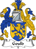 English Coat of Arms for Gould