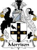 Irish Coat of Arms for Morrison