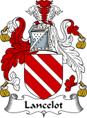 English Coat of Arms for Lancelot