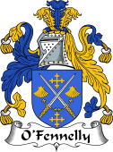 Irish Coat of Arms for O'Fennelly