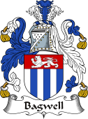 Irish Coat of Arms for Bagwell
