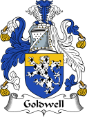 English Coat of Arms for Goldwell