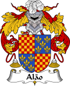 Portuguese Coat of Arms for Alao