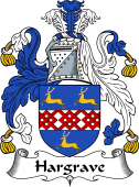 English Coat of Arms for Hargrave