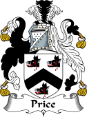Irish Coat of Arms for Price