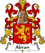 Coat of Arms from France for Abran