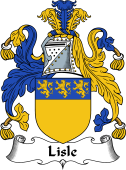 English Coat of Arms for Lisle