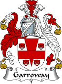 English Coat of Arms for Garroway