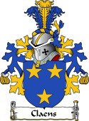 Dutch Coat of Arms for Claens.wmf