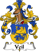 German Coat of Arms for Veil