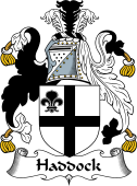 English Coat of Arms for Haddock