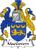 Irish Coat of Arms for MacGovern