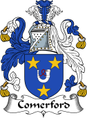 Irish Coat of Arms for Comerford