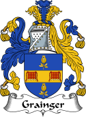 Irish Coat of Arms for Grainger