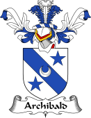Coat of Arms from Scotland for Archibald