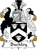 Irish Coat of Arms for Buckley or Bulkley