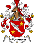 German Coat of Arms for Heilbronner