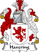 English Coat of Arms for Havering