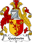 English Coat of Arms for Goodwin