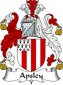 Irish Coat of Arms for Apsley
