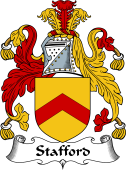 English Coat of Arms for Stafford