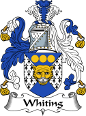 English Coat of Arms for Whiting