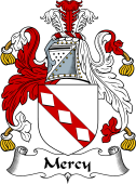 English Coat of Arms for Mercy