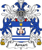 Italian Coat of Arms for Amari