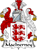 Irish Coat of Arms for MacInerney