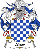 Portuguese Coat of Arms for Abor