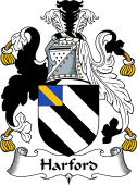 English Coat of Arms for Harford