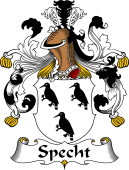 German Coat of Arms for Specht