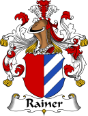 German Coat of Arms for Rainer